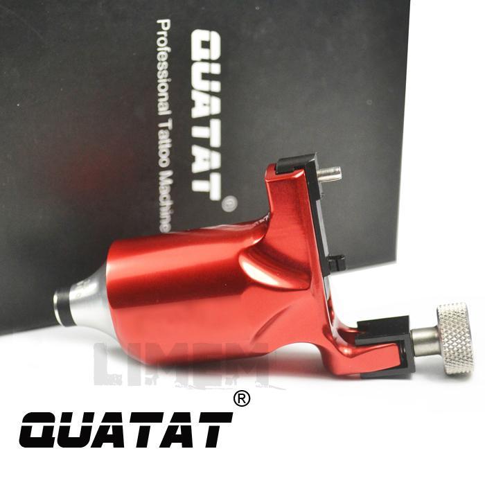 High quality QUATAT rotary tattoo machine red OEM Accepted - China -