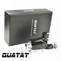 High quality QUATAT rotary tattoo machine black OEM Accepted