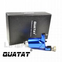 High quality QUATAT rotary tattoo machine Blue OEM Accepted