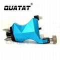 High quality QUATAT rotary tattoo machine blue QRT09 OEM Accepted