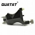 High quality QUATAT rotary tattoo machine red QRT09 OEM Accepted
