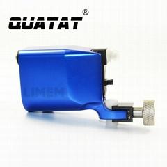 High quality QUATAT rotary tattoo machine blue QRT12 OEM Accepted