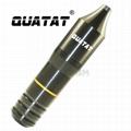 High quality QUATAT tattoo needle cartridge pen rotary machine Black