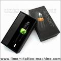 High quality ROCKET tattoo needle cartridge pen rotary machine Black