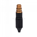 High quality QUATAT tattoo needle cartridge pen rotary machine Black