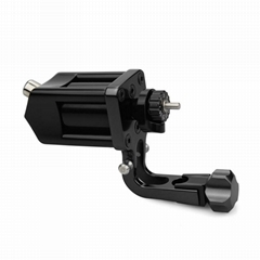 High quality rotary tattoo machine adjustable black