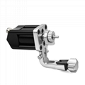High quality rotary tattoo machine adjustable red