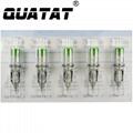 QUATAT Membrane Cartridge Round Liner Bugpin Super Long Taper C1203RL