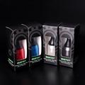 QUATAT Aluminum Adjustable Tattoo Cartridge Grip blue