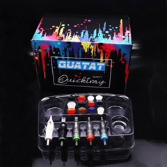 QUATAT tattoo cartridge quick tray safety tattoo tray