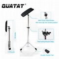 QUATAT Easy Adjustable portable arm rest