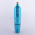 PULSE  tattoo needle cartridge pen rotary machine Blue
