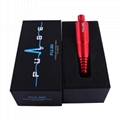 PULSE tattoo needle cartridge machine tattoo makeup pen Red