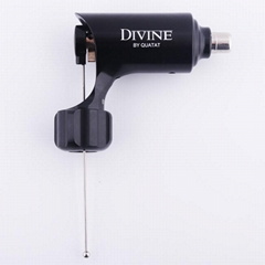High quality Quatat Divine EOS tattoo needle cartridge rotary machine Black