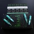 Premium Quality QUATAT VIPER Membrane Tattoo Needle Cartridge Long Taper