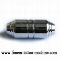 Tattoo Stainless Steel Grip