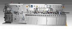 自动复合软管制管机