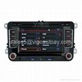 "6.5"" HD Car Stereo for VW Rabbit Golf"