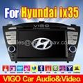 7'' Hyundai ix35 Car Stereo GPS Sat Nav