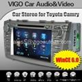 Toyota Camry Aurion Car DVD Stereo GPS
