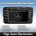 Mercedes Benz Vaneo Viano Vito Car DVD