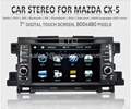 Car Stereo for Mazda CX-5 Autoradio DVD