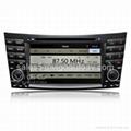 7'' Autoradio for Mercedes Benz E-W211