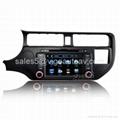 Car Stereo 4 Kia K3 RIO DVD GPS
