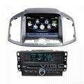 Car Stereo for Chevrolet Captiva GPS