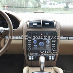 Car Stereo for Porsche Cayenne GPS Satnav DVD Player Headunit Multimedia