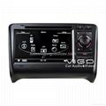 Car DVD for Audi TT Radio Stereo GPS Sat