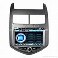Chevrolet Aveo Car DVD Stereo GPS Sat