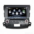 Car GPS Satnav for Citroen C-Crosser