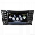 Car GPS for Mercedes Benz E-Class W211