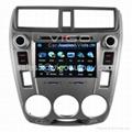 Car DVD for Honda City Stereo GPS SatNav