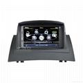 Car Stereo for Renault Megane II GPS