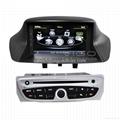Car Stereo for Renault Megane 3 III