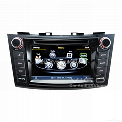 Car Stereo for Suzuki Swift GPS Satnav DVD player Headunit Multimedia