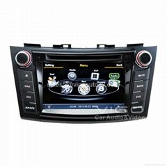 Car Stereo for Suzuki Swift GPS Satnav DVD player Headunit Multimedia