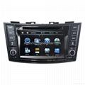 Car Stereo for Suzuki Swift GPS Satnav