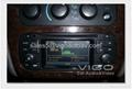 Car Stereo for Jeep Wrangler Grand Cherokee Liberty GPS Satnav DVD Multimedia 5