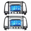 Car Stereo for Hyundai Santa Fe GPS