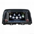 Car DVD for Mazda CX-5 CX5 GPS