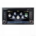 Car stereo for Seat Leon DVD Multimedia Autoradio GPS Satnav Navigation