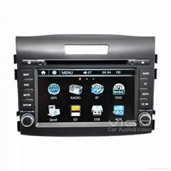 7'' Auto GPS Navigation for Honda CR-V 2012+ Headunit Car Stereo DVD CD Player