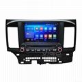 Car Radio for Mitsubishi Lancer Fortis