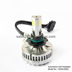 9005 HB3 Auto LED Headlight Conversion Kit Bulbs for Honda Accord Ford Explorer