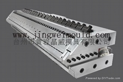 plastic extrusion moulds for pvc foaming sheet