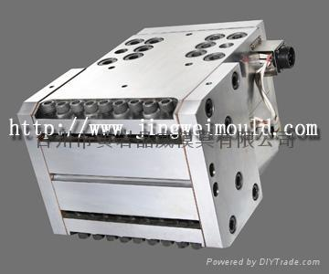 xps foam insulation board/ sheet  extrusion mould  2