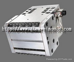 xps foam insulation board/ sheet  extrusion mould